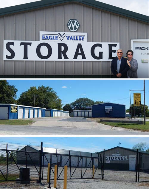 Self-Storage Facility Chanute KS